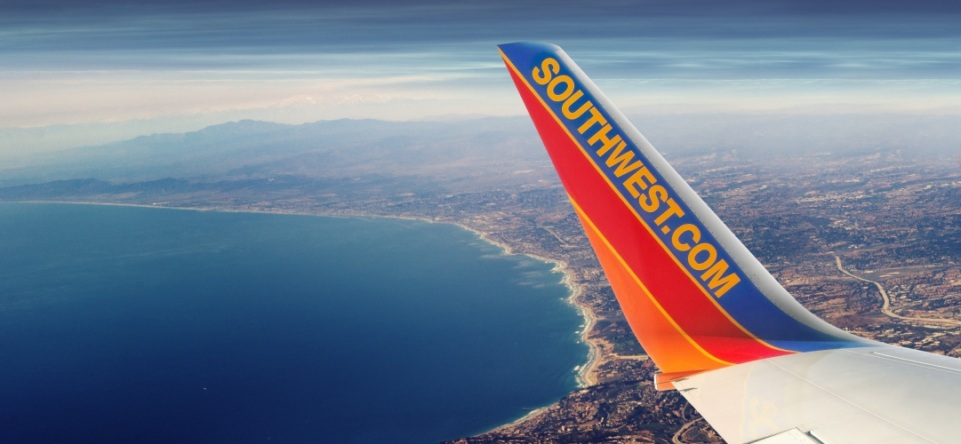 Southwest Airlines Winglets