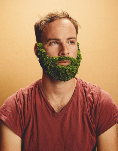 Veggie Beards